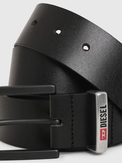 Diesel - B-CASTEL, Black - Belts - Image 2