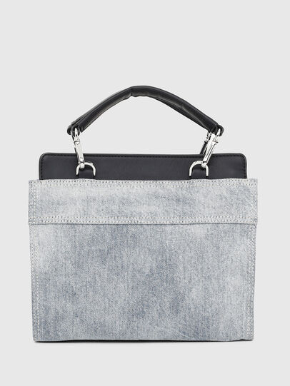 Diesel - BADIA, Grey Jeans - Satchels and Handbags - Image 2