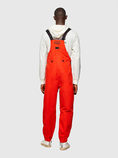 Diesel - P-JUMP, Orange - Jumpsuits - Image 2