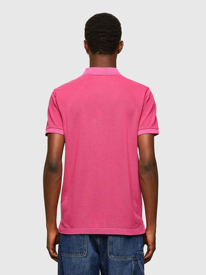 Diesel - T-KAL-2, Hot pink - Polos - Image 2