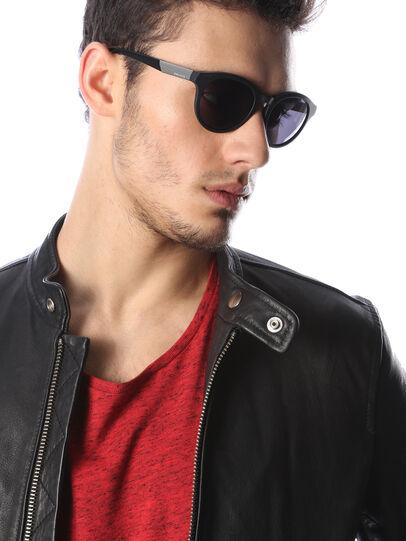 Diesel - DM0186, Black - Sunglasses - Image 5