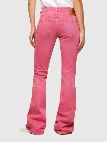 Diesel - D-Ebbey Bootcut Jeans 009VA, Pink - Jeans - Image 2