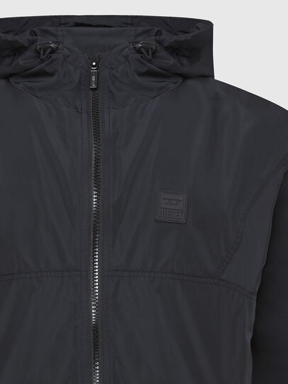 Diesel - J-ETHAN-KA, Black - Jackets - Image 4