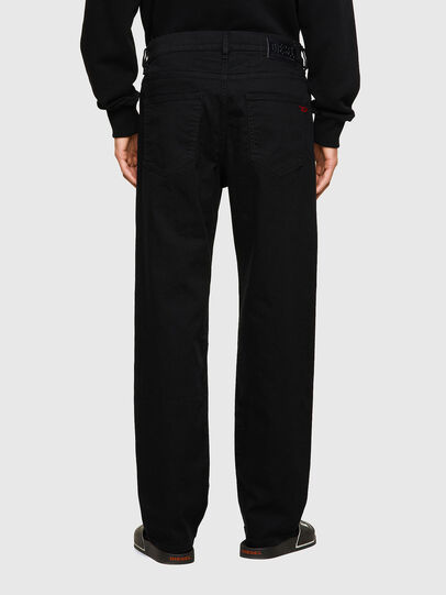Diesel - D-Macs Straight Jeans 0688H, Black/Dark Grey - Jeans - Image 2