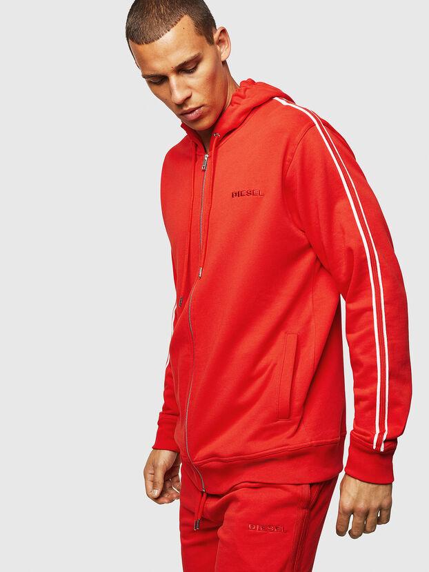 UMLT-BRANDON-Z, Red - Sweatshirts