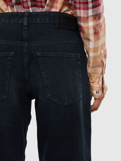 Diesel - D-Reggy 009IP, Dark Blue - Jeans - Image 5