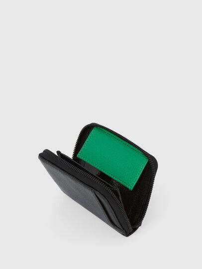Diesel - CRASSU, Blue/Green - Zip-Round Wallets - Image 4