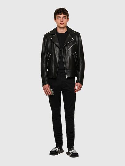 Diesel - D-Amny Skinny Jeans 069EI, Black/Dark Grey - Jeans - Image 5