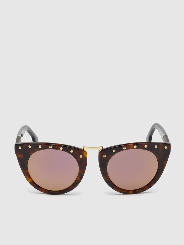 DL0211, Brown - Sunglasses