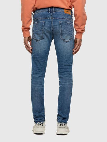 Diesel - Thommer Slim Jeans 009ES, Light Blue - Jeans - Image 2