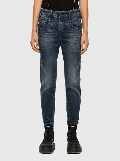 Diesel - FAYZA JoggJeans® 069PD, Dark Blue - Jeans - Image 1