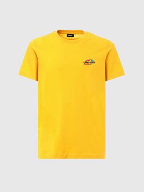 T-DIEGOS-K36, Yellow - T-Shirts