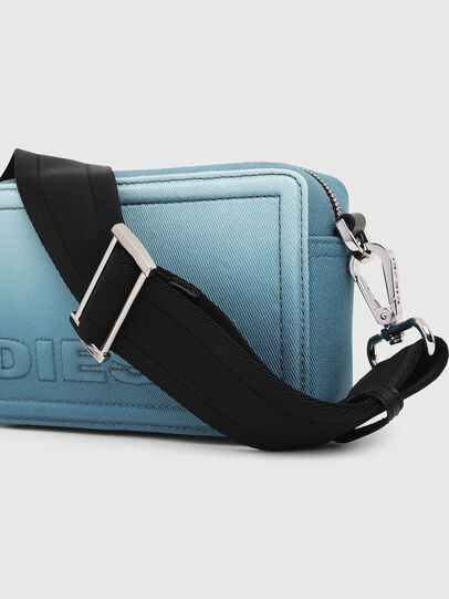 Diesel - ROSA', Light Blue - Crossbody Bags - Image 4
