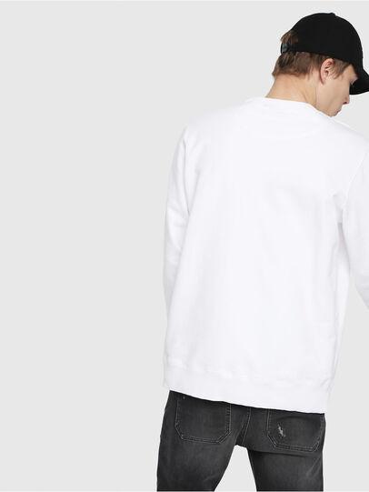 Diesel - S-GIR-DIE, White - Sweatshirts - Image 2