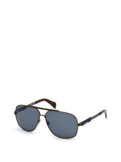 Diesel - DL0088, Brown - Sunglasses - Image 2