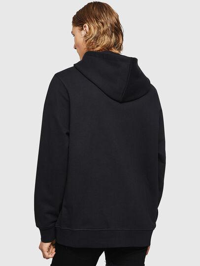 Diesel - SNEILBOOD-X1, Black - Sweatshirts - Image 2