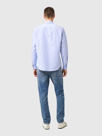 Diesel - S-JAMES-B, Light Blue - Shirts - Image 5