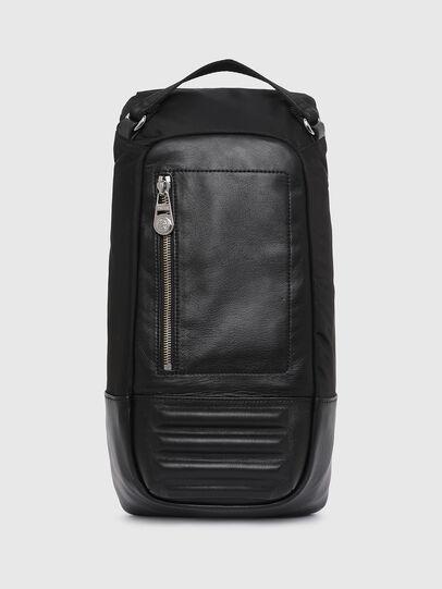 Diesel - BOHIO BU, Black - Backpacks - Image 1