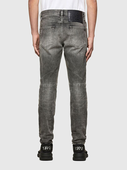 Diesel - D-Strukt Slim Jeans 009MY, Light Grey - Jeans - Image 2