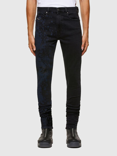 Diesel - D-Amny Skinny Jeans 009KQ, Blue - Jeans - Image 1