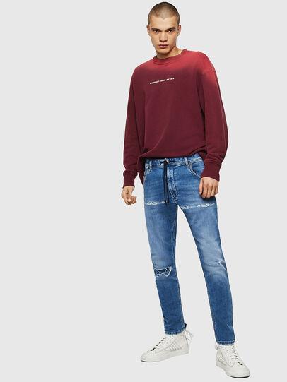 Diesel - Krooley JoggJeans 069IH, Light Blue - Jeans - Image 5