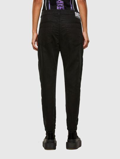 Diesel - Fayza JoggJeans® 069NC, Negro/Gris oscuro - Vaqueros - Image 2