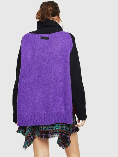 Diesel - M-PERSIA, Black - Sweaters - Image 2
