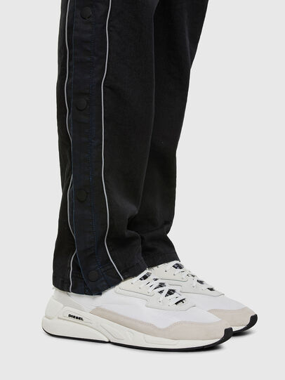 Diesel - KROOLEY JoggJeans® 0KAYO, Black/Dark Grey - Jeans - Image 4