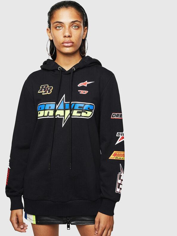 ASTARS-F-GIR-HOOD-FL,  - Sweatshirts