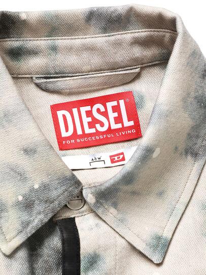 Diesel - ACW-SH05,  - Denim Shirts - Image 4