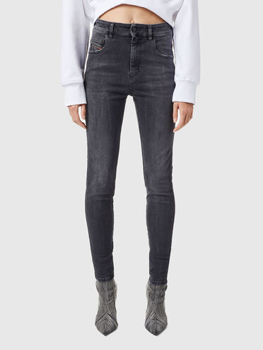 Super Skinny Jeans - Slandy High