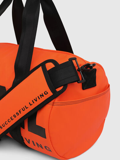 Diesel - F-BOLD DUFFLE, Orange - Travel Bags - Image 4