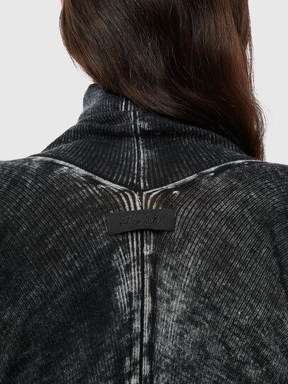 Diesel - M-ISABELLE, Black - Sweaters - Image 5