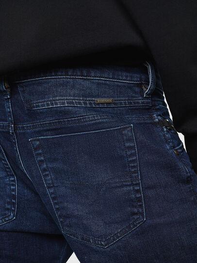 Diesel - D-Bazer 083AT, Dark Blue - Jeans - Image 4