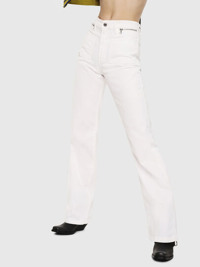 Diesel - D-Pending 069EA, White - Jeans - Image 1