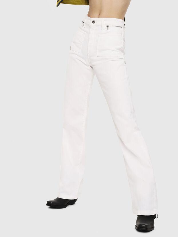 D-Pending 069EA, White - Jeans