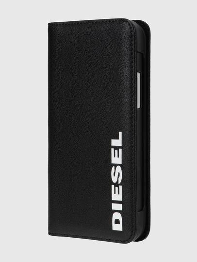 Diesel - DIPH-037-BKLVL, Black - Flip covers - Image 2