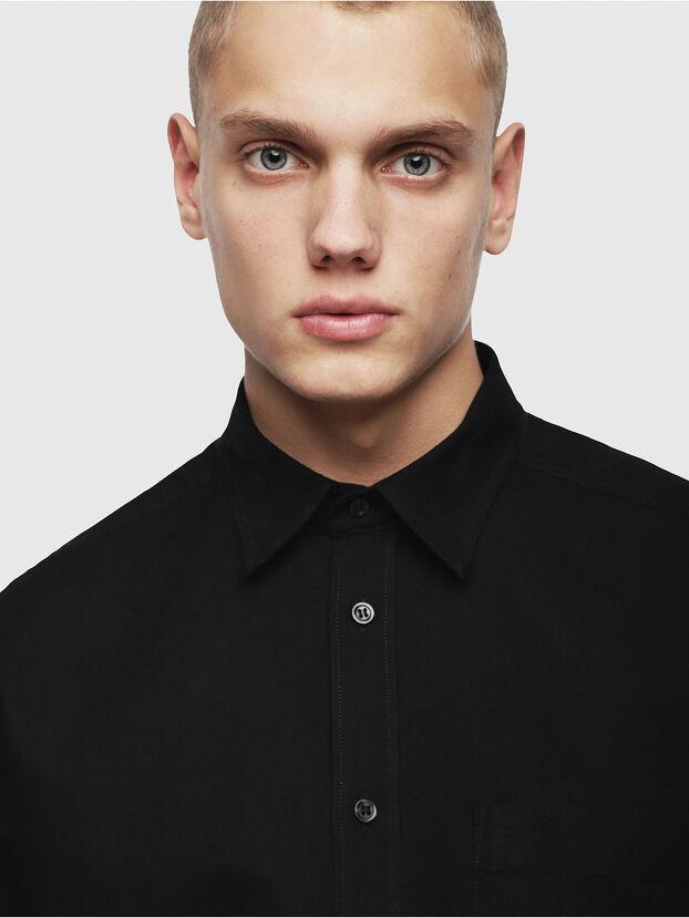 S-MOI-R, Black - Shirts