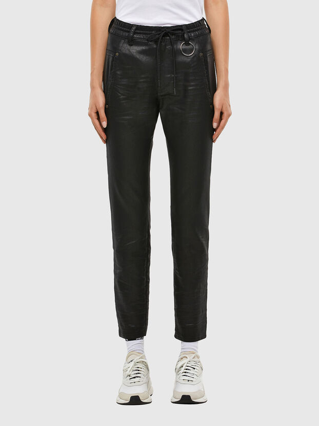 KRAILEY JoggJeans® 069QP, Black/Dark Grey - Jeans