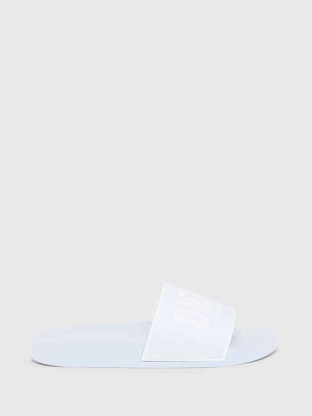 SA-VALLA W, Light Blue - Slippers