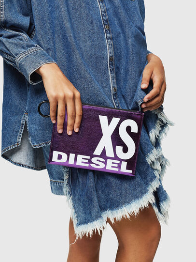 Diesel - LUSINA, Violet - Continental Wallets - Image 5
