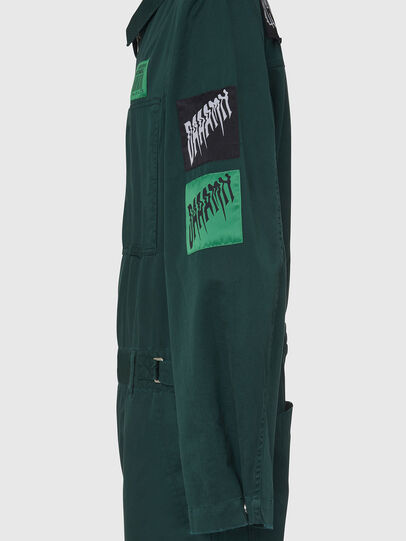 Diesel - P-LARRY, Dark Green - Pants - Image 5