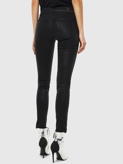 Diesel - Slandy 069JT, Black/Dark Grey - Jeans - Image 2