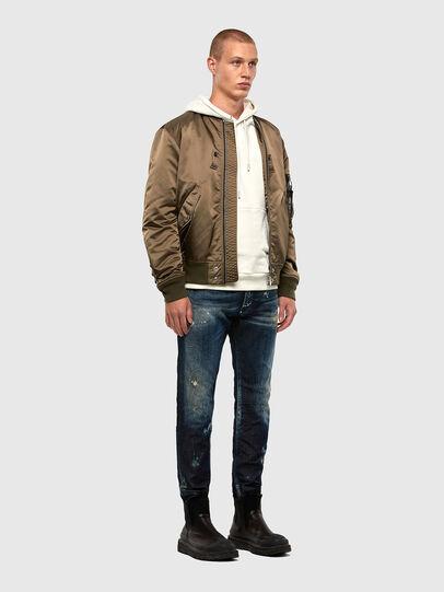 Diesel - Thommer JoggJeans® 009KI, Dark Blue - Jeans - Image 6