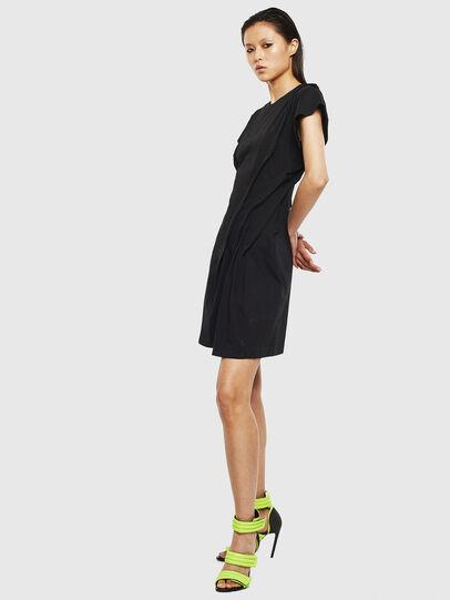 Diesel - D-ATRIX, Black - Dresses - Image 6