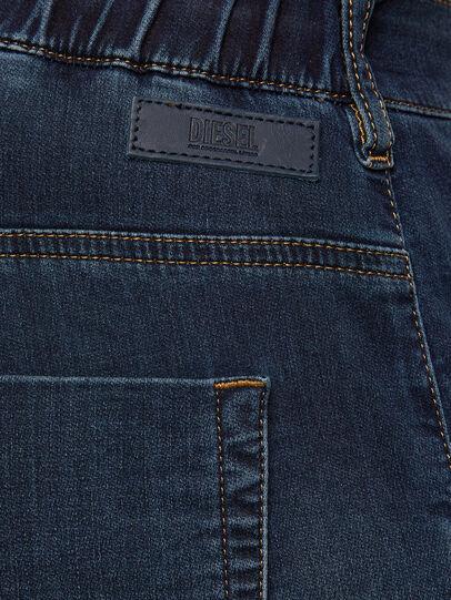 Diesel - Krooley JoggJeans® 069NE, Dark Blue - Jeans - Image 4
