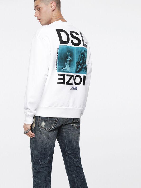 S-BAY-XA, White - Sweatshirts