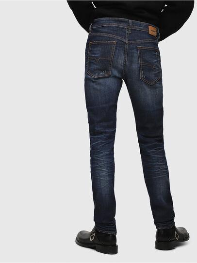 Diesel - Buster 069AH, Dark Blue - Jeans - Image 2