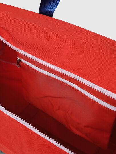 Diesel - BBAG-UFFLE, Red/Black - Beachwear accessories - Image 5