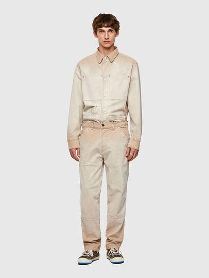 Diesel - D-Azerr Straight JoggJeans® 069WG, White - Jeans - Image 6